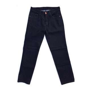 ZenZith Denim Slim Fit Straight in Blue Black