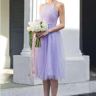 TVD midsummer's Night Tulle Dress In Lilac - size S