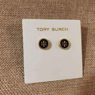 TB Logo Earrings (defect)