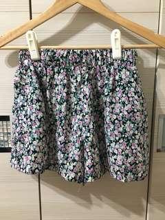 🚚 碎花褲裙:2號