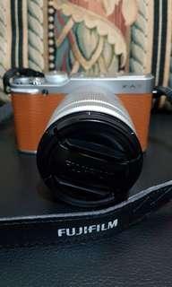 [RUSH!] Fujifilm X-A2 XC16-50mm F3.5/5.6 OIS II