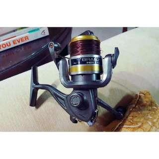 Pre-loved Branzo(H2000) Fishing Reel