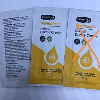 Comvita Medihoney Natural Derma Cream天然特效修護膏