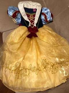 萬聖節白雪公主服裝 Halloween Snow White costume