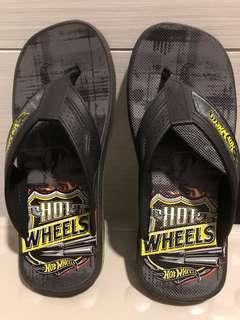 Hot Wheels Slippers