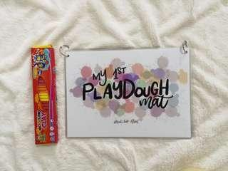 Playdough mat