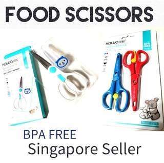 🚚 Food Scissors