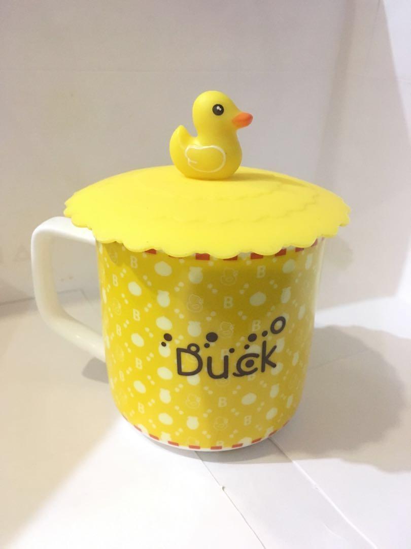 黃色小鴨杯