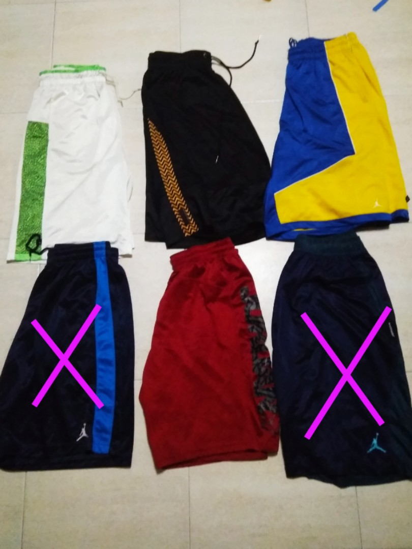 720e371b7bf5d7 Air jordan basketball   athletic shorts all size XL