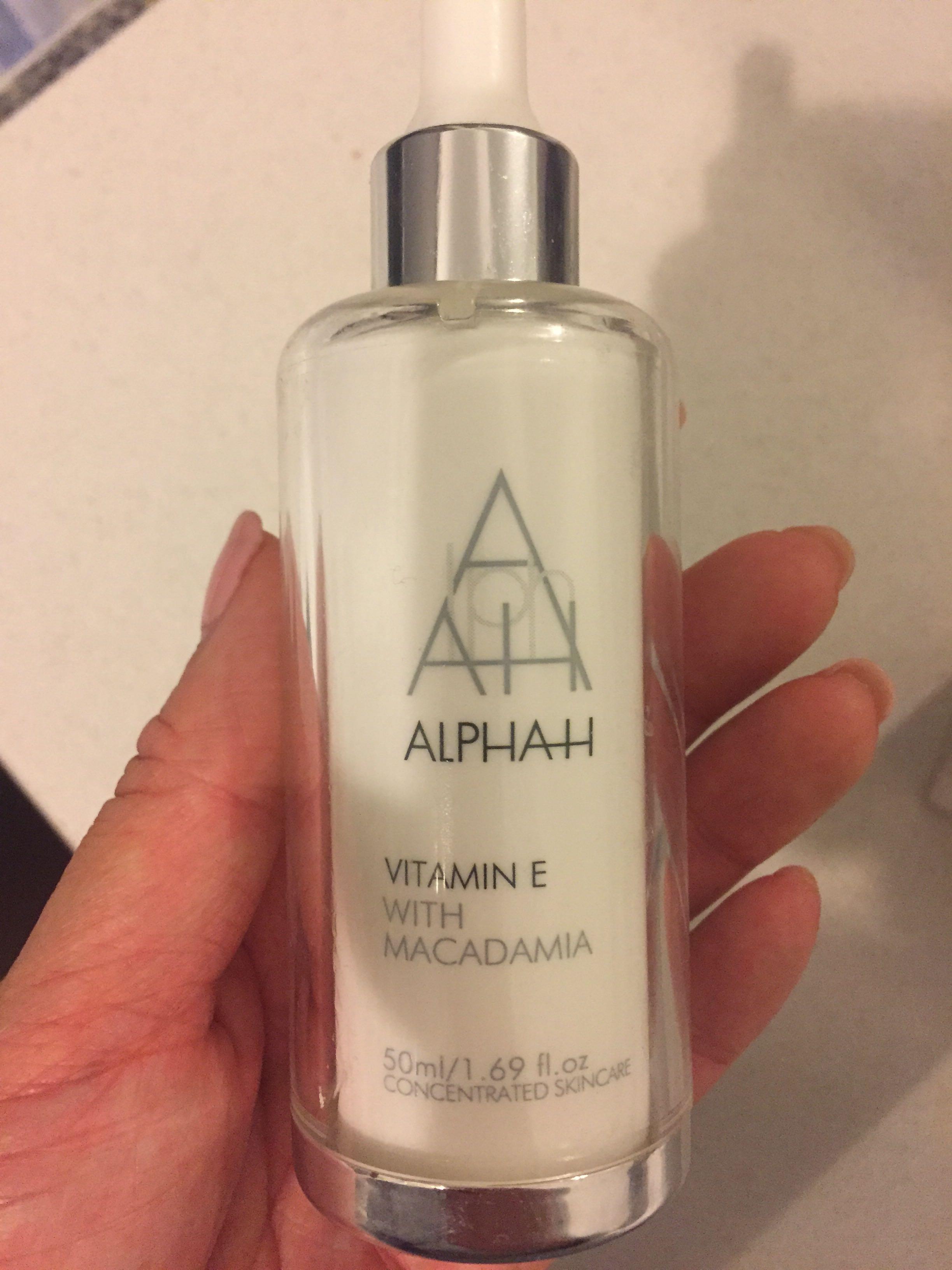 Alpha H Vitamin E Serum