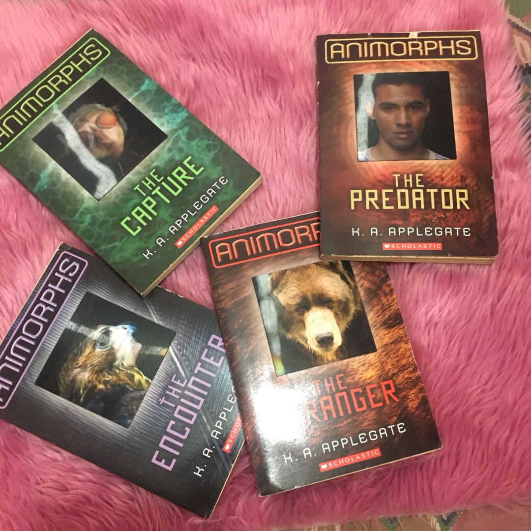Animorphs Books Books On Carousell