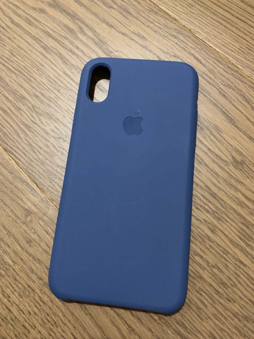 the best attitude 6a752 63886 Apple Silicone Case from Taobao (iphone X/Xs)