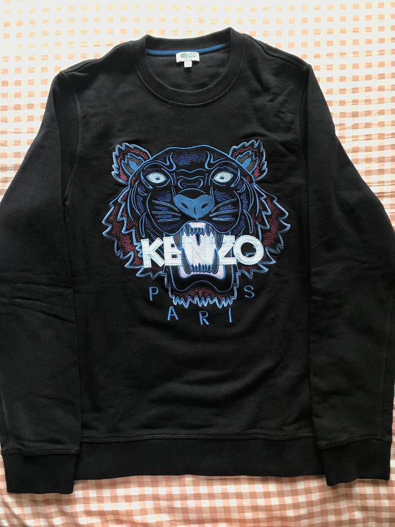 1b20ec33 Authentic kenzo pullover, Men's Fashion, Clothes, Tops on Carousell