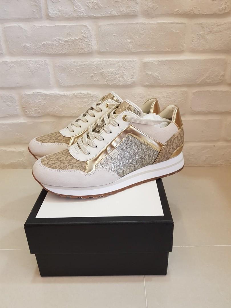 Authentic Michael Kors Women Sneakers