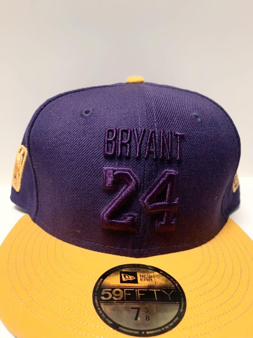 Authentic NBA Kobe Bryant Mew Era Cap e7d8592d641
