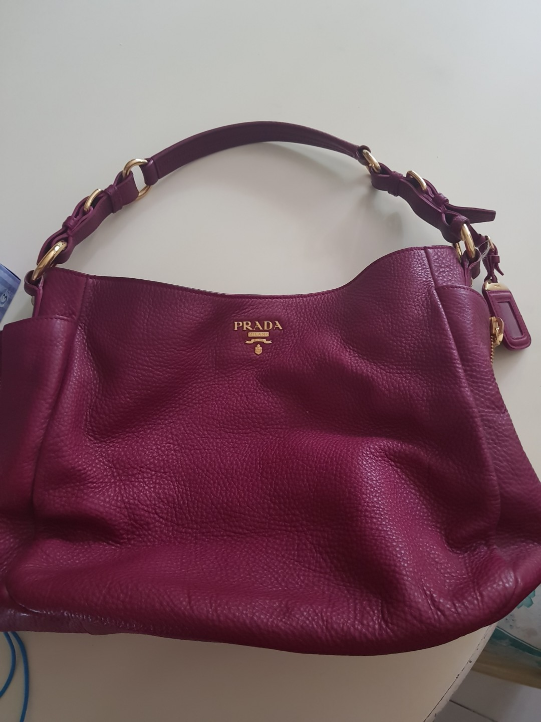 fdcbe7452 Beautiful Prada Bag to let go, Women's Fashion, Bags & Wallets ...