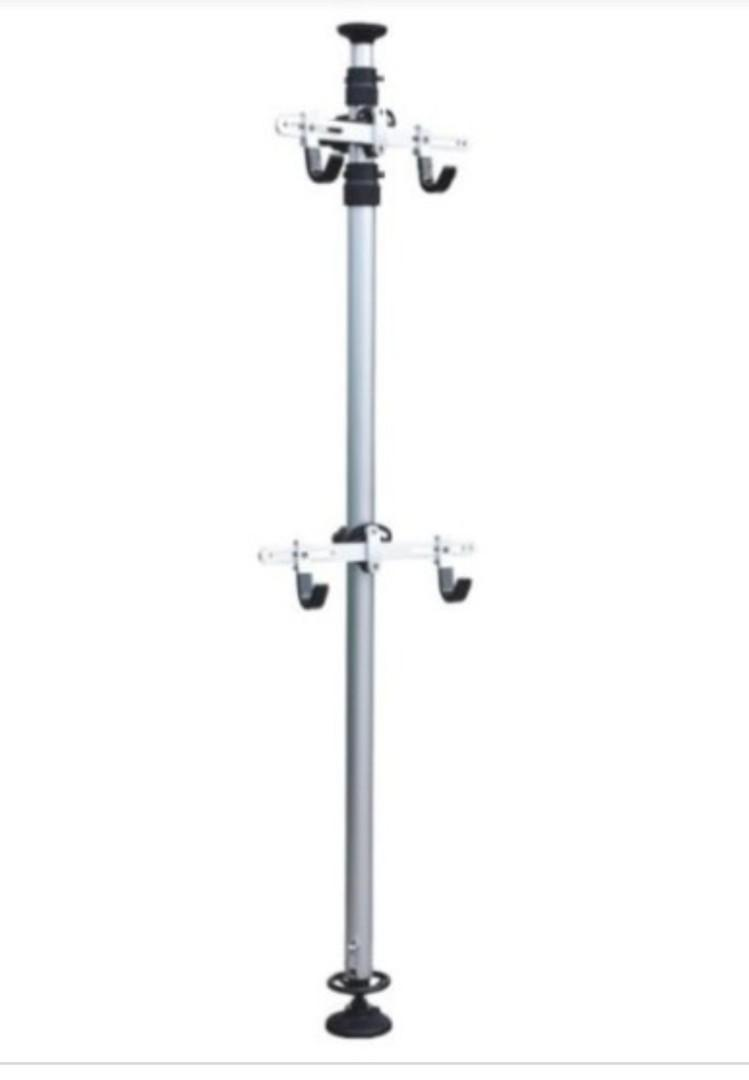 Bicycle ceiling stand
