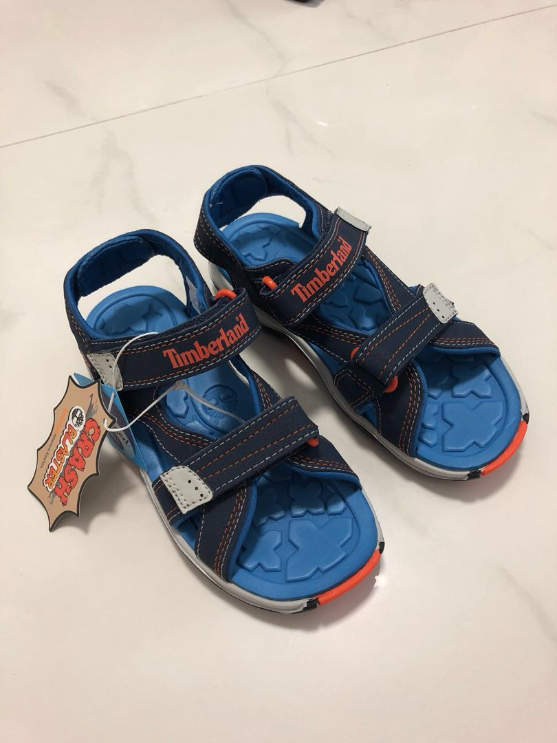 05d6fb187b78 BN authentic Timberland boys sandals