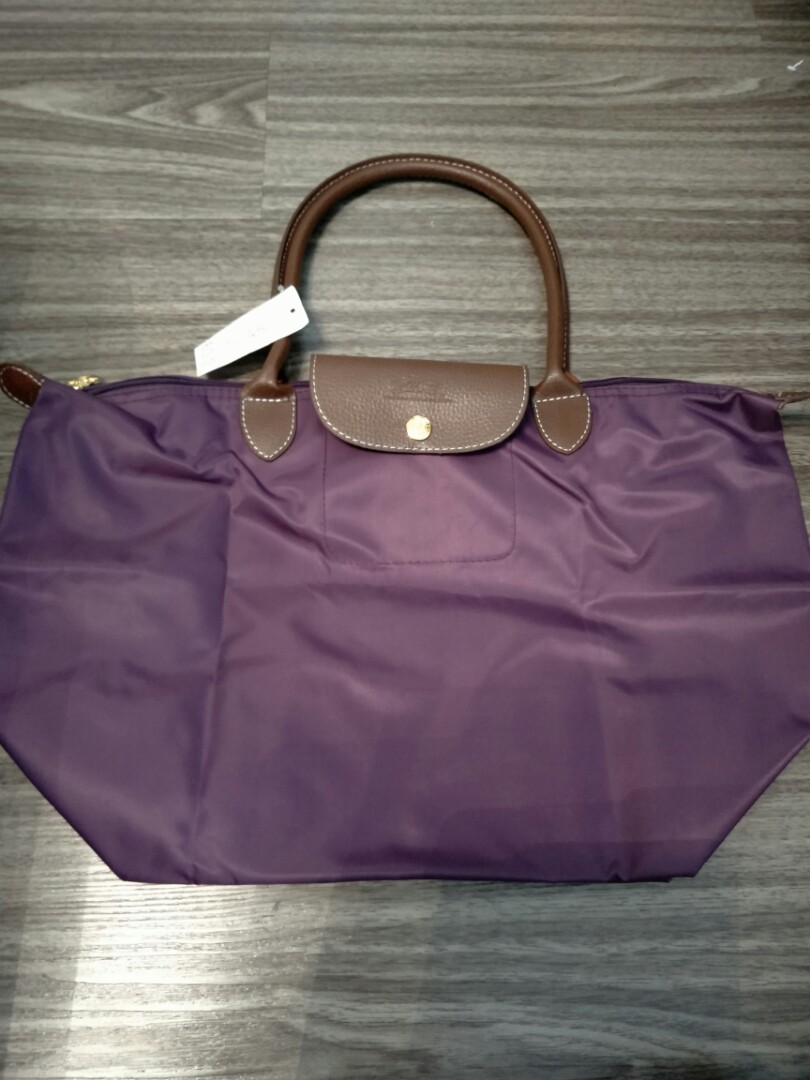 ba21e740f73e BN Sweet Purple Foldable Tote Bag