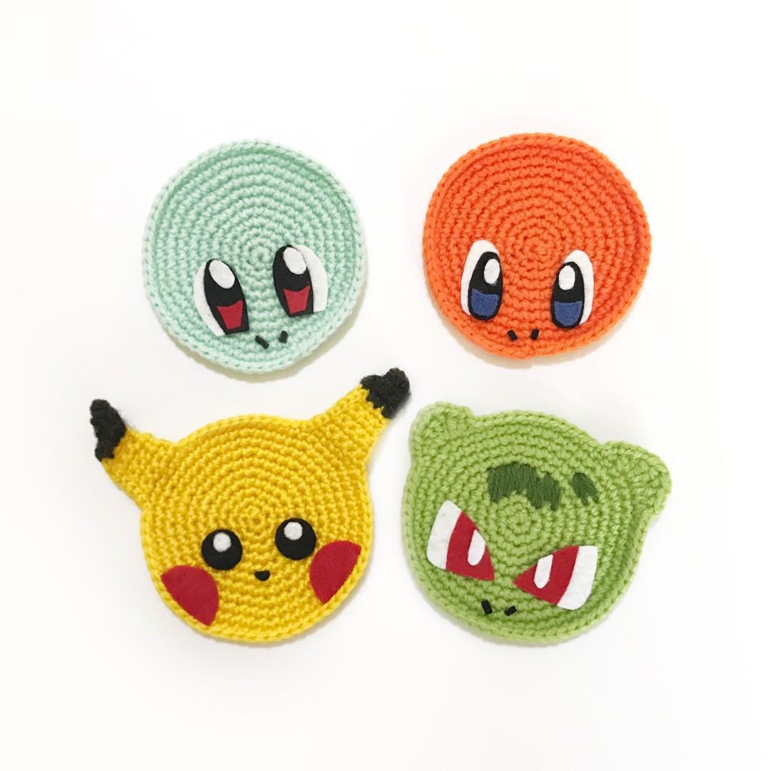 Items similar to Crochet Pokemon, Pokemon Pikachu, Crochet Pikachu ... | 1080x1080