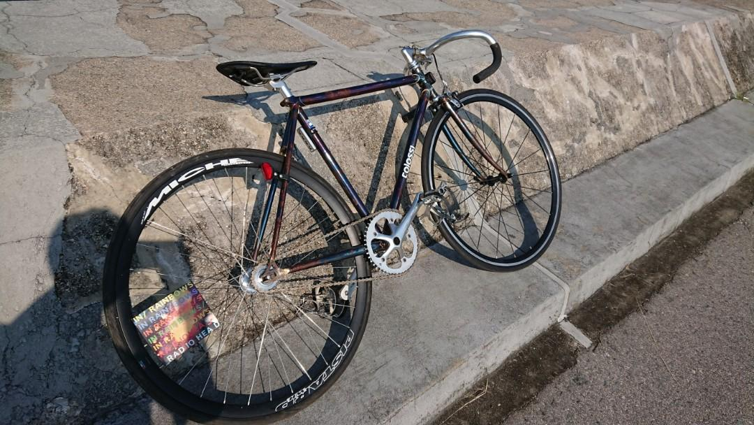 Colossi 7成新 Fixed Gear