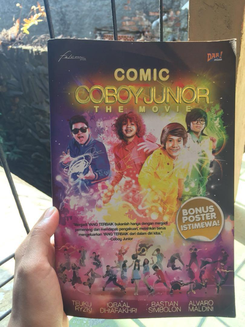 Comic Coboy Junior The Movie Bekas