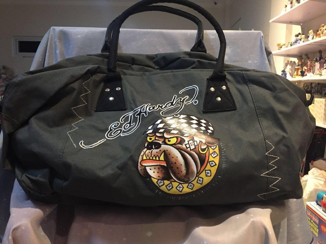 Ed Hardy duffel bag 1e5414d337efd