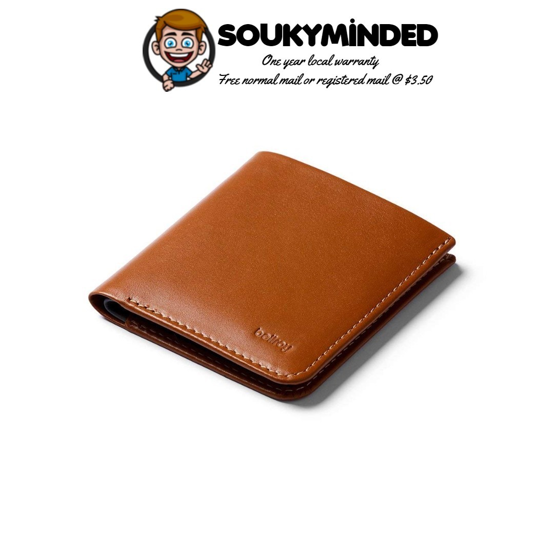c1d7c42918a2 IN-STOCK  Bellroy Tall Wallet