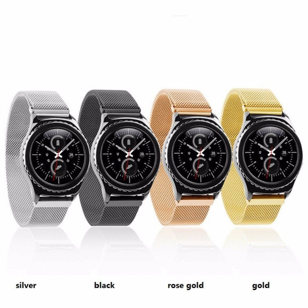 Limited Stock Samsung Gear S2 Classic Galaxy Milanese Magnetic