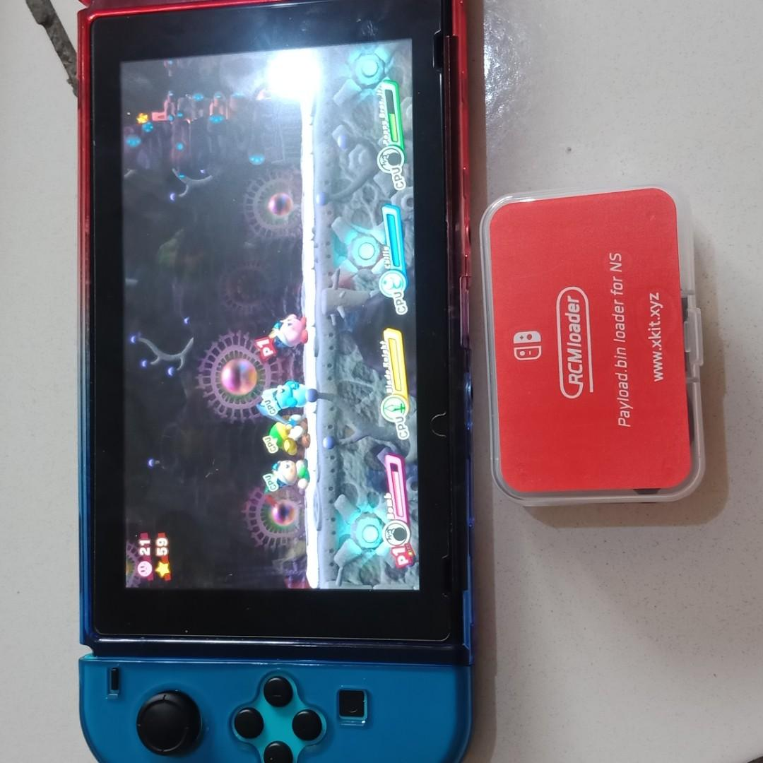 isi game nintendo switch dan xbox one, Video Gaming, Video Games on