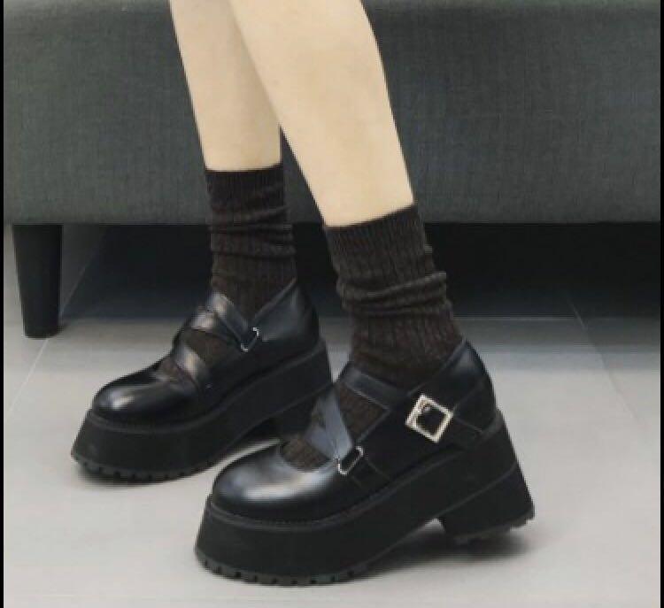 Japanese School Girl Shoes, Women's