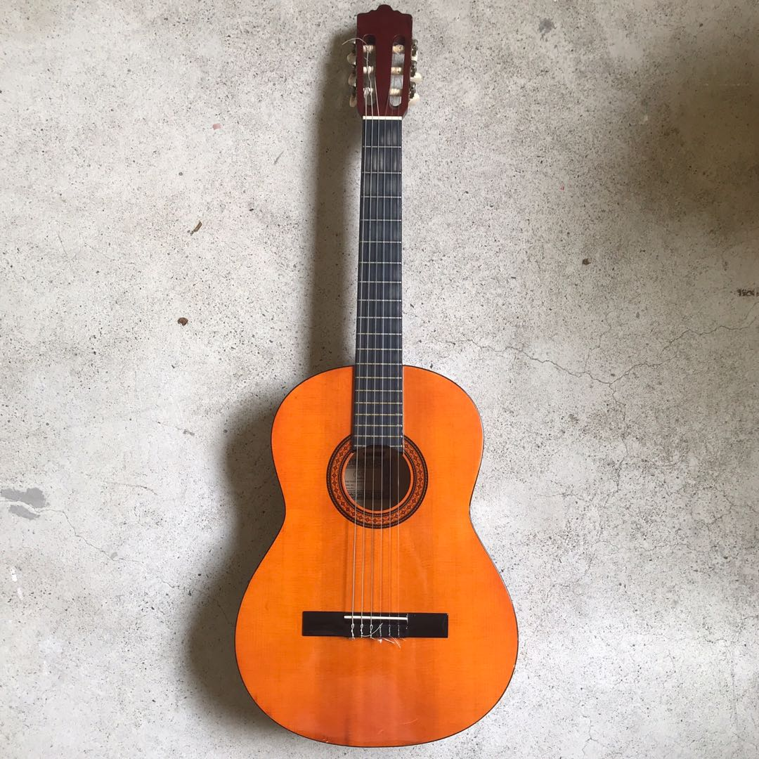 ab2174583e J&D Brothers Classical Guitar, Music & Media, Music Instruments on Carousell