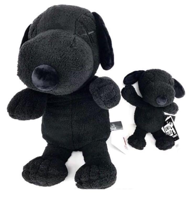 535edeef0864a6 Kaws x Peanut Snoopy plush