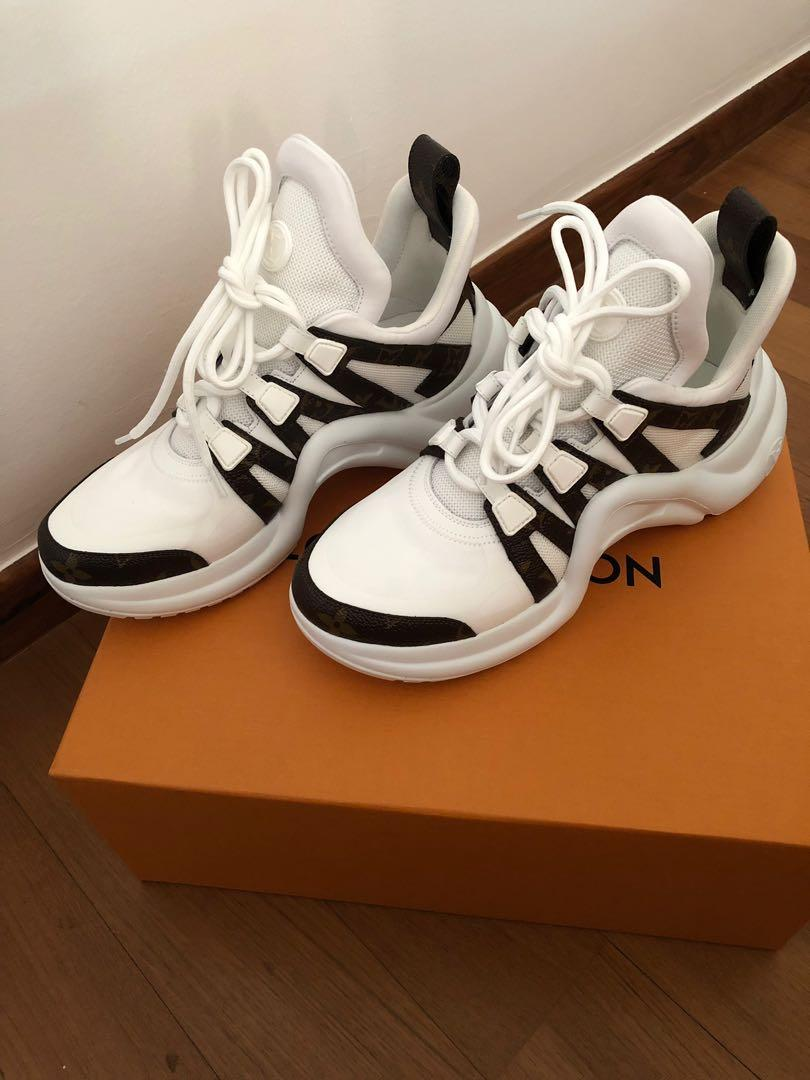 32d051ec143 Louis Vuitton LV Archlight Sneaker, Men's Fashion, Footwear ...