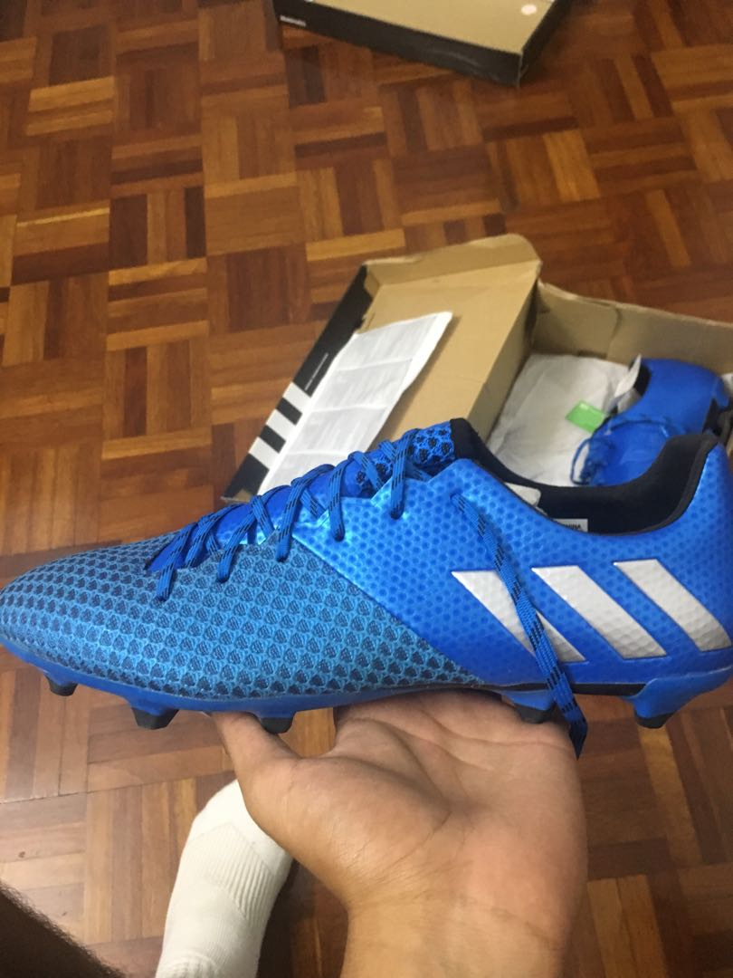 newest collection fbddf 8f9cd Messi 16.2 FG (FOOTBALL SHOES), Men s Fashion, Footwear, Others on ...