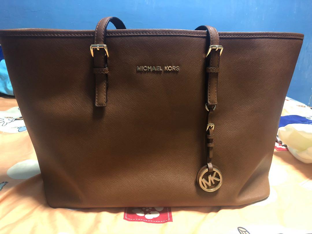 3915de9d0dcf85 Michael Kors Bag - 100% Authentic, Women's Fashion, Bags & Wallets ...