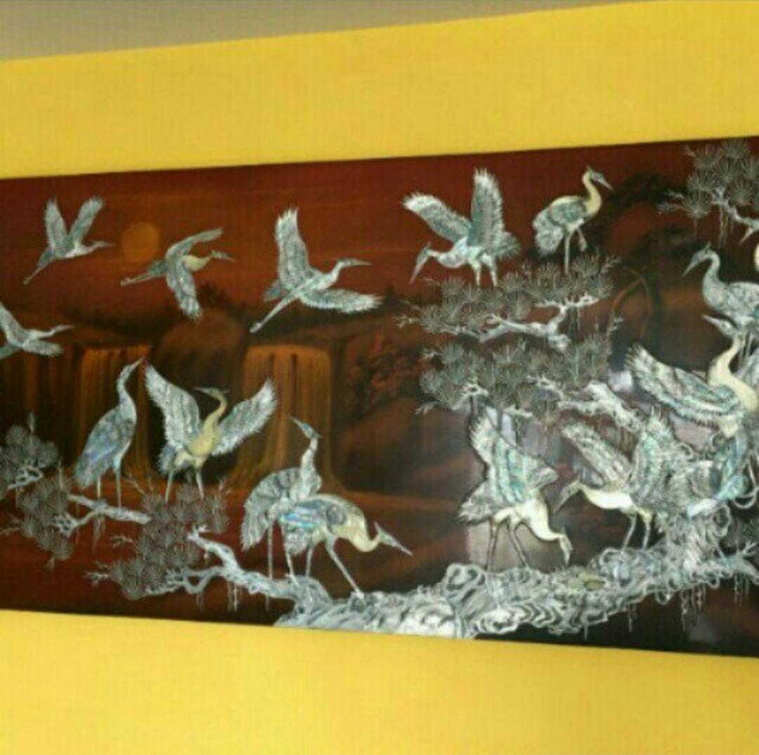 Mother Of Pearl W Wall Art Furniture