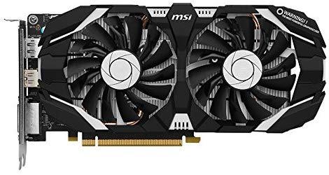 1060 Graphics Card >> Msi Nvidia Geforce Gtx 1060 6gb Graphics Card Electronics Computer