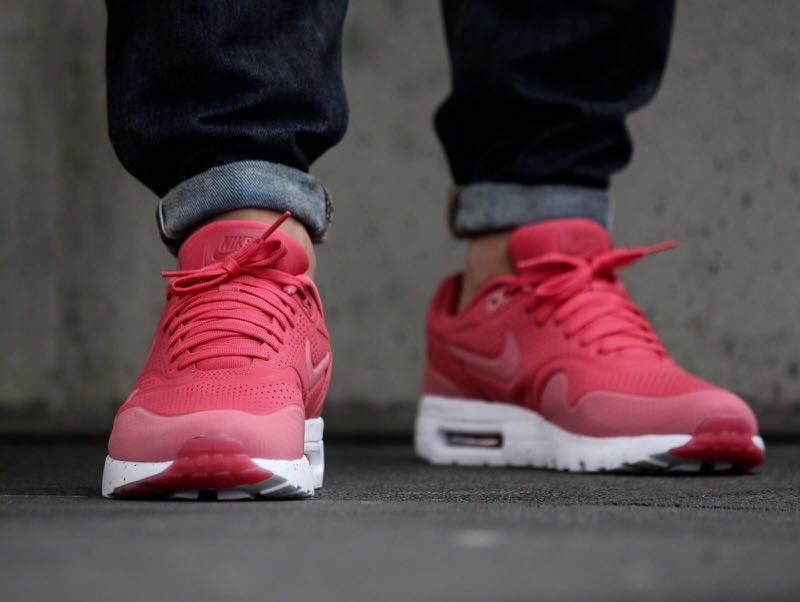 66884adb8a Nike Air Max 1 Ultra Moire, Women's Fashion, Shoes, Sneakers on ...