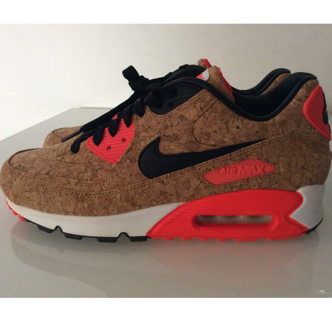 low cost 7c18a 04059 Nike Air Max 90 Anniversary Cork, Men s Fashion, Footwear, Sneakers ...