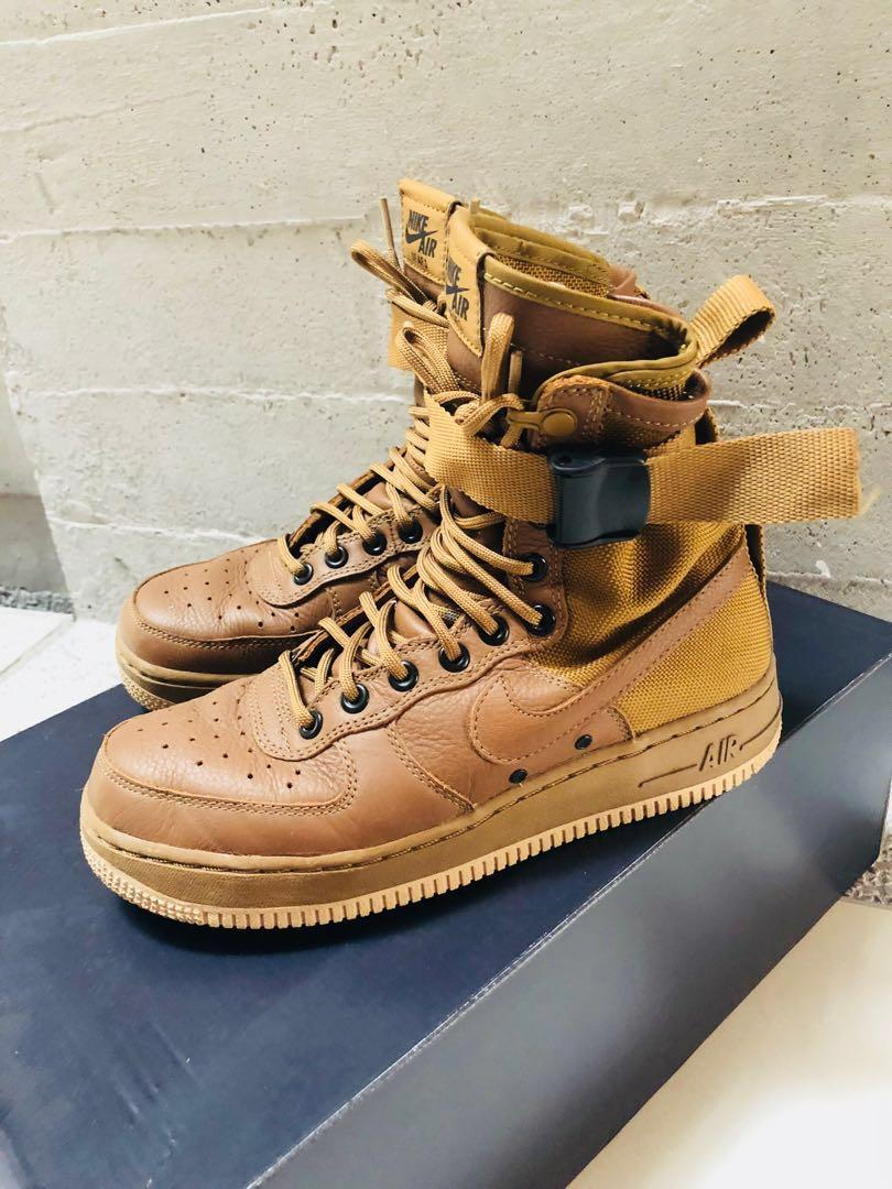 """finest selection 43102 8147b Nike W SF Air Force 1 """"Special Field Urban Utility"""", Women's ..."""