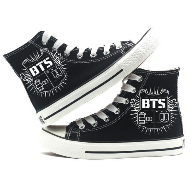 PO] BTS CONVERSE SHOES [LIMITED EDITION