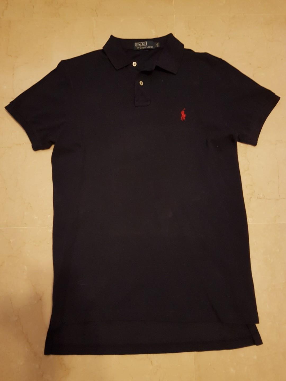 b62743b3b Ralph Lauren Navy Blue Polo Shirt