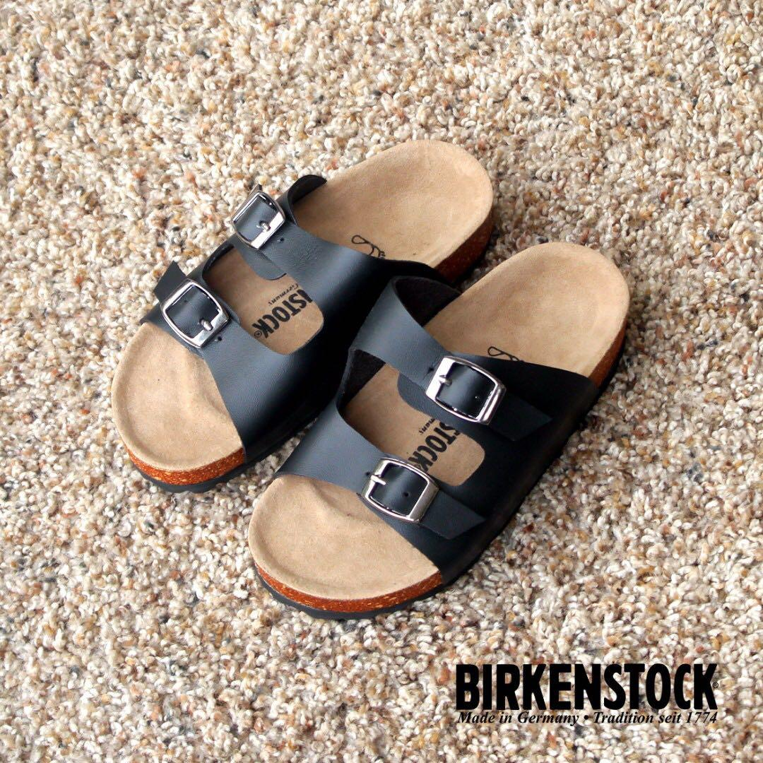 Sandal Birkenstock Anak Arizona Black