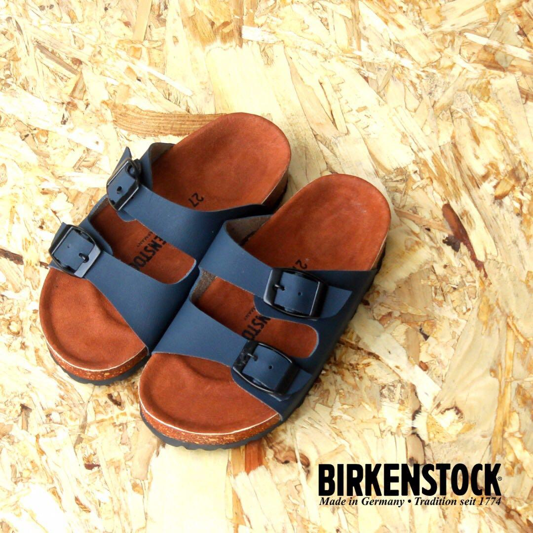 Sandal Birkenstock Anak Arizona Navy