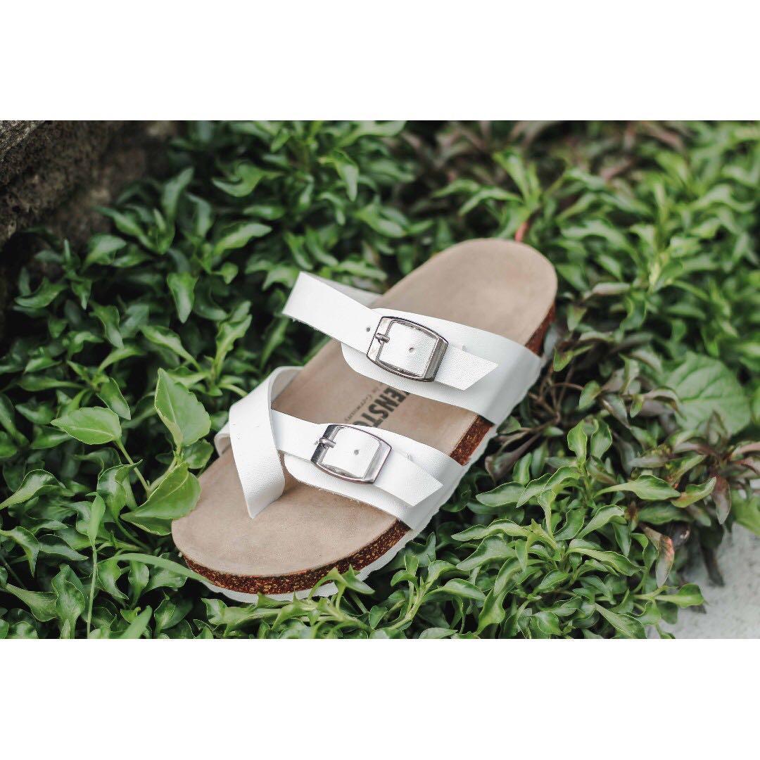 Sandal Birkenstock Anak Mayari Putih