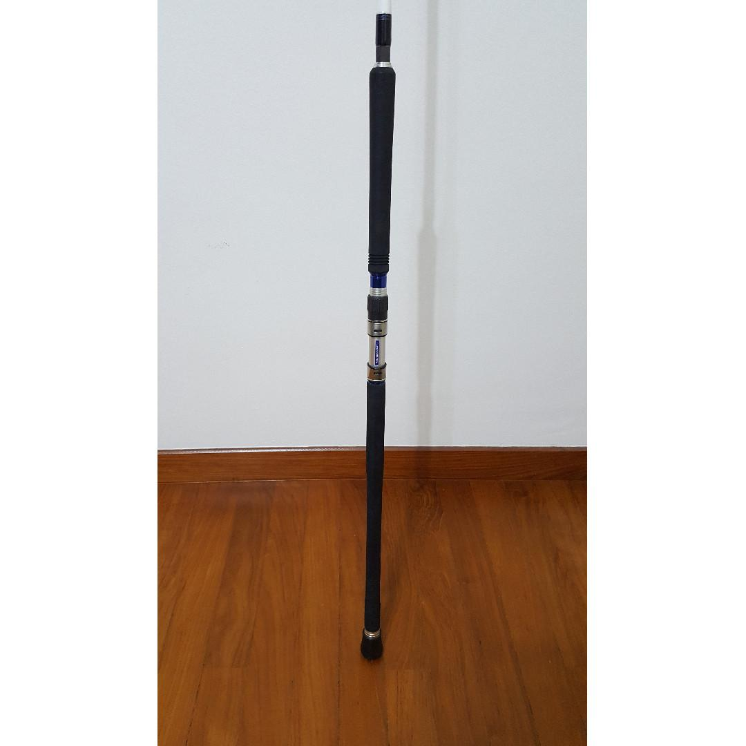 Shimano popping rod for sale, Sports, Sports & Games