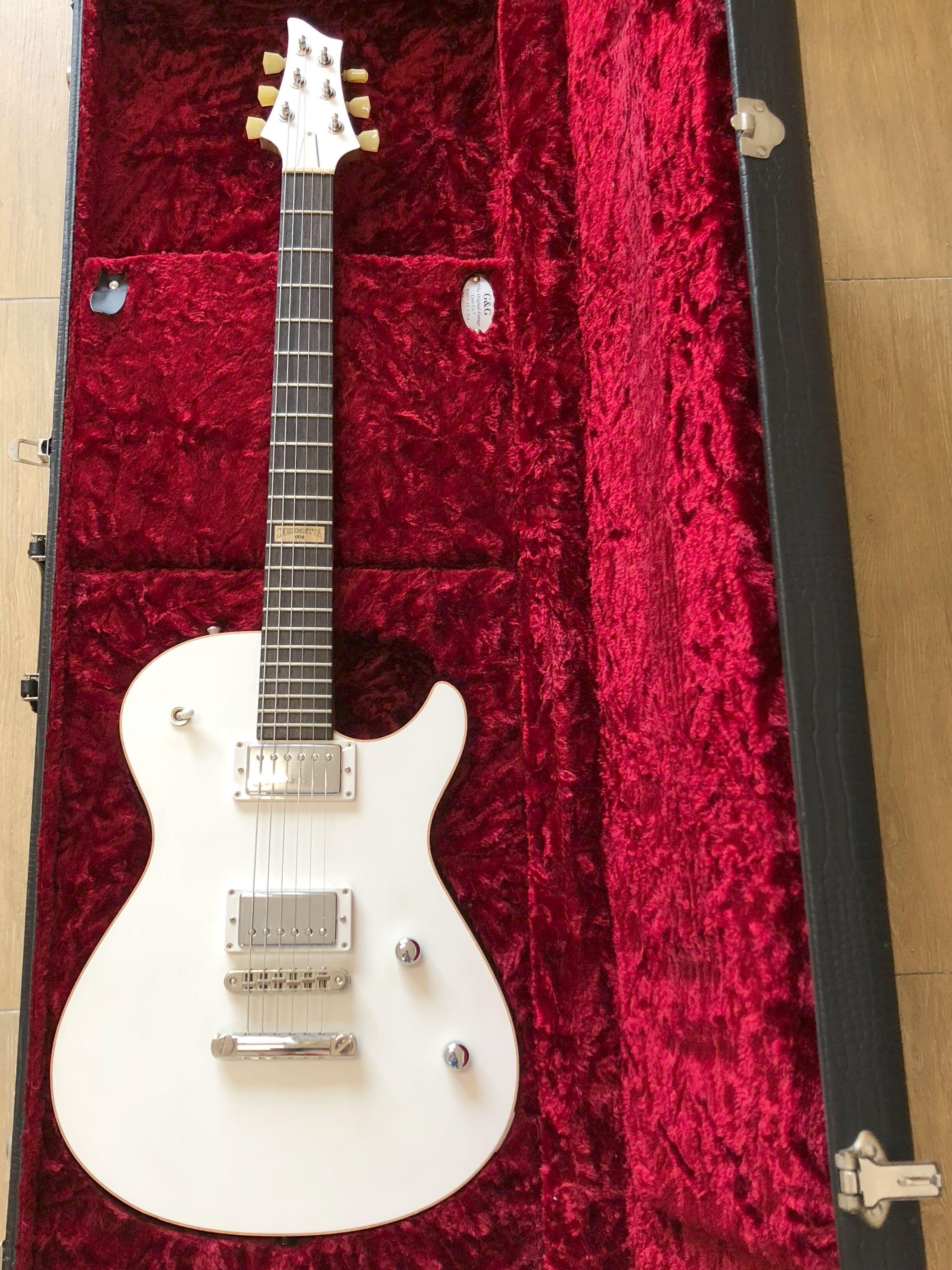 SKERMETTA Guitar For Trade Or Sale!, Music & Media, Music