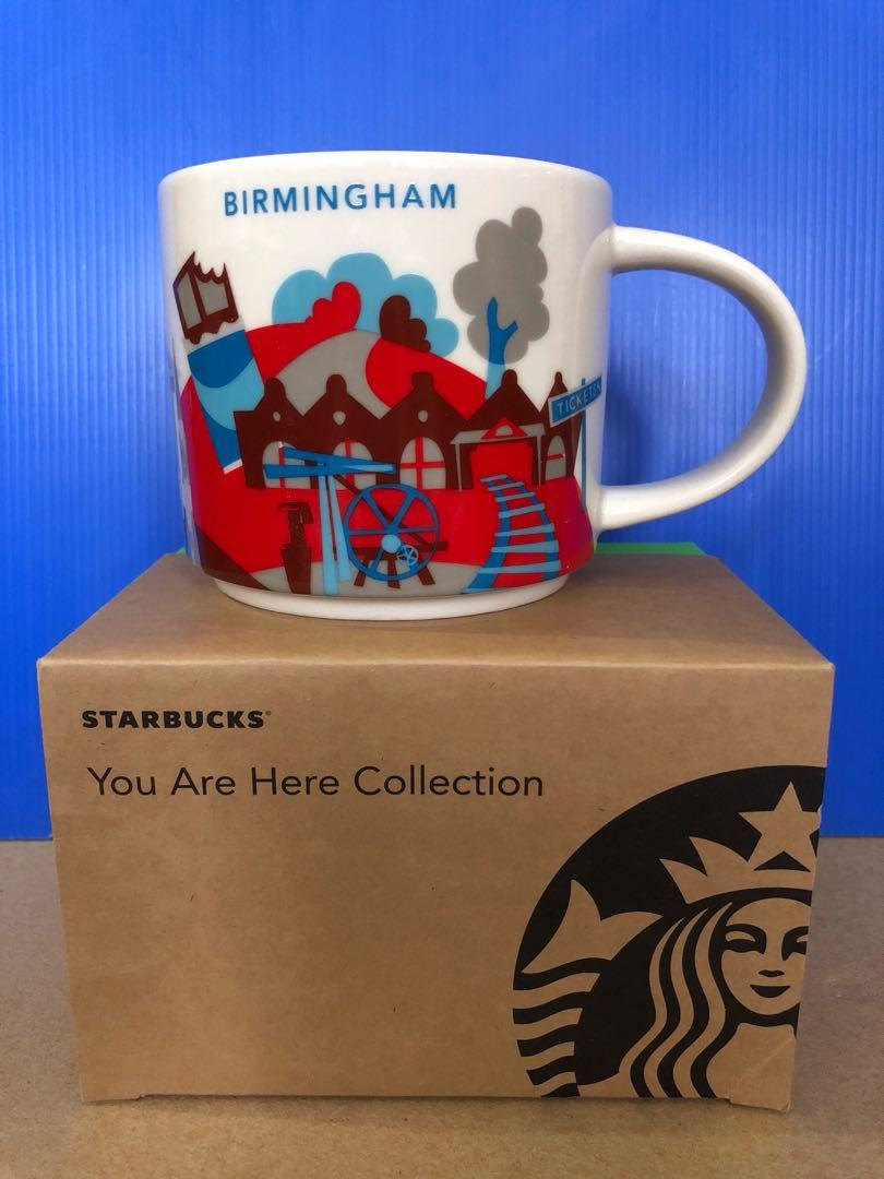 Starbucks You Are Here Series Birmingham Home Appliances