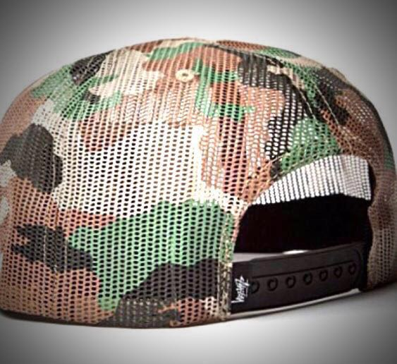ac71f6949ee20 Stussy Camo Snapback Cap Size  Adjustable (LAST ONE) 💯 % Authentic ...
